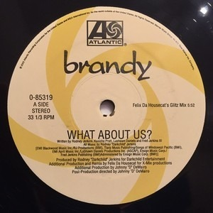 Brandy - What About Us? (Felix Da Housecat Remixes)
