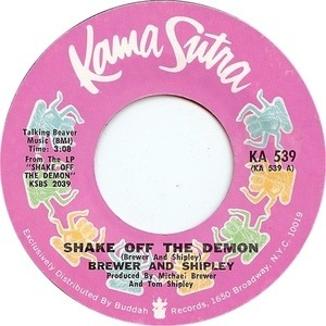 Brewer Shipley - Shake Off the Demon