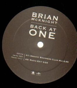 Brian McKnight - Back at One