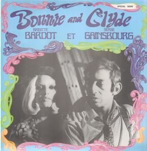 Serge Gainsbourg - Bonnie & Clyde