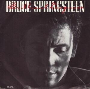 Bruce Springsteen - Brilliant Disguise / Lucky Man (Vinyl Single)