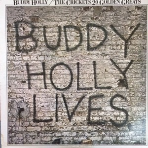 Buddy Holly - 20 Golden Greats