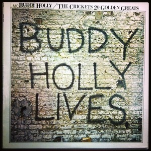 Buddy Holly - 20 Golden Greats