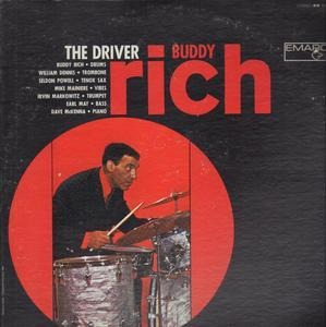 Buddy Rich - The Driver