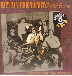 Captain Beefheart - The Legendary A&M Sessions