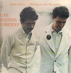Santana - Love Devotion Surrender