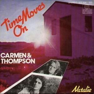 Carmen - Time Moves On