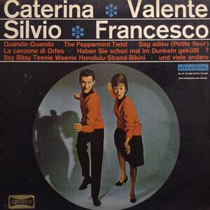 Caterina Valente - Caterina Valente - Silvio Francesco