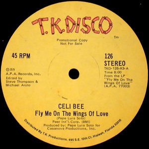 Celi Bee - Fly Me on the Wings of Love