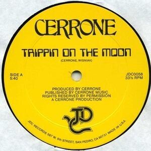 Cerrone - Trippin' On The Moon / Supernature