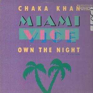 Chaka Khan - Own The Night