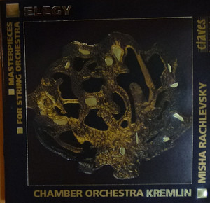 Pyotr Ilyich Tchaikovsky - Elegy : Masterpieces for String Orchestra