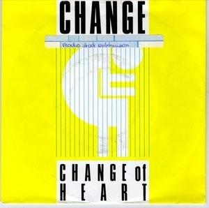 Change - Change Of Heart / Searching