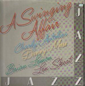 Charly Antolini - A Swinging Affair