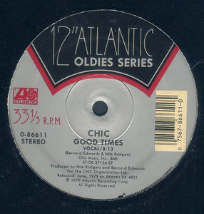Chic - Good Times / Baby Love