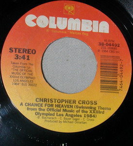 Christopher Cross - A Chance For Heaven