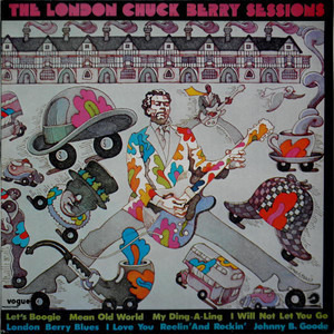 Chuck Berry - The London Chuck Berry Sessions