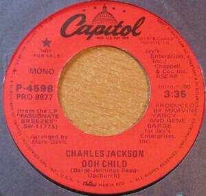 Chuck Jackson - Ooh Child