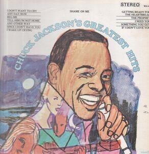 Chuck Jackson - Chuck Jackson's Greatest Hits