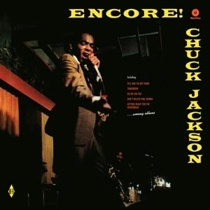 Chuck Jackson - Encore! -Bonus TR/Ltd/HQ-
