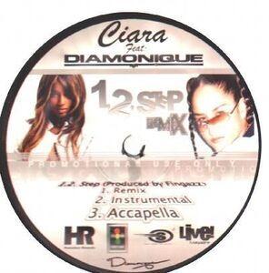 Ciara - 1,2, Step Remix / Bonnie And Clyde