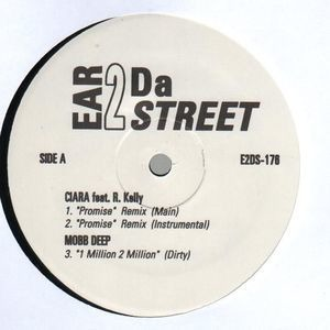 Ciara - Ear 2 Da Street Vol. 176