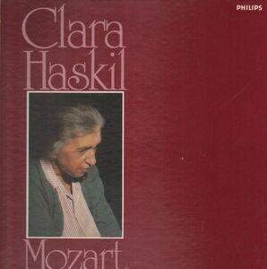 Wolfgang Amadeus Mozart - Clara Haskil, Arthur Grumiaux