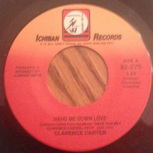 Clarence Carter - Hand Me Down Love
