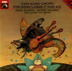 Claude Bolling - Concerto Pour Guitare Classique Et Piano Jazz