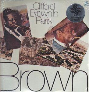 Clifford Brown - Clifford Brown in Paris