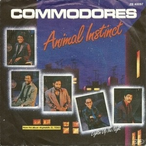 The Commodores - Animal Instinct