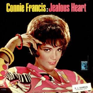 Connie Francis - Jealous Heart