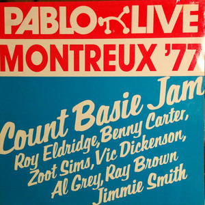 Count Basie - Count Basie Jam (Montreux '77)