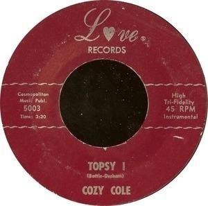 Cozy Cole - Topsy