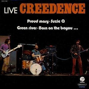 Creedence Clearwater Revival - Live Creedence