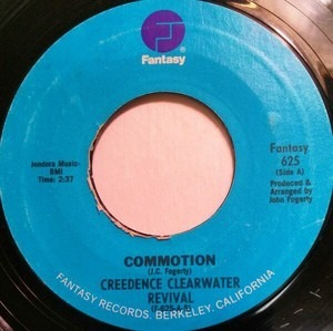 Creedence Clearwater Revival - Commotion / Green River