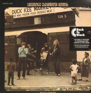 Creedence Clearwater Revival - Willy And The Poor Boys (lp)