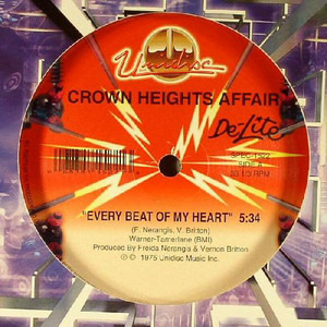 Crown Heights Affair - Every Beat Of My Heart
