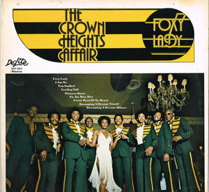 Crown Heights Affair - Foxy Lady
