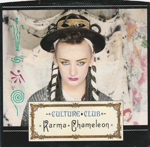 Culture Club - Karma Chameleon / That's The Way