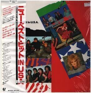Cyndi Lauper - New Best Hit In U.S.A.