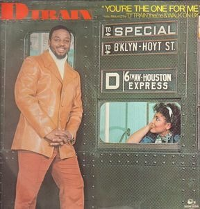 D.Train - You're the One for Me