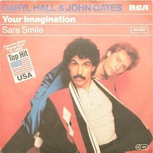 Daryl Hall & John Oates - Your Imagination