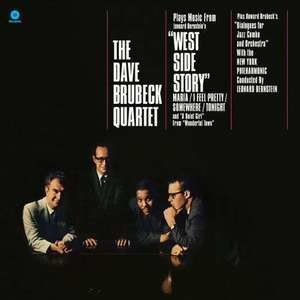 Dave Brubeck Quartet - PLAYS MUSIC FROM..