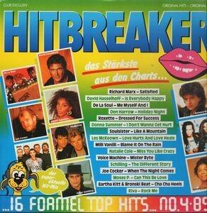 David Hasselhoff - Hitbreaker - 16 Formel Top Hits - 4/89