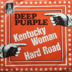 Deep Purple - Kentucky Woman/Hard Road
