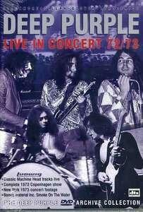 Deep Purple - Live In Concert 1972/73