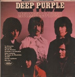 Deep Purple - Murmullo - Hush
