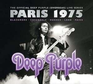 Deep Purple - Paris 1975
