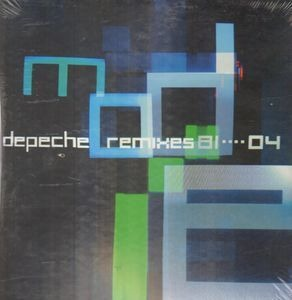 Depeche Mode - Remixes 81-04